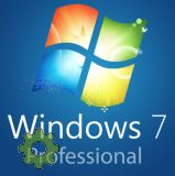 Windows 7 Professional 64bit - Produktkey